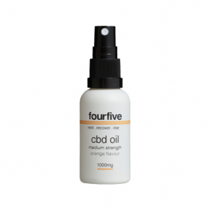 fourfivecbd Oil Orange | 30ml | 1000mg