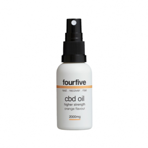 fourfivecbd Oil Orange | 30ml | 2000mg