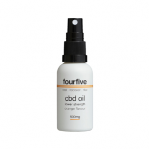 fourfivecbd Oil Orange | 30ml | 500mg