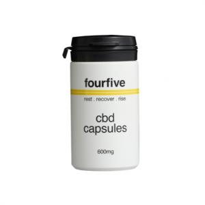 fourfivecbd Capsules | 600mg | (60)