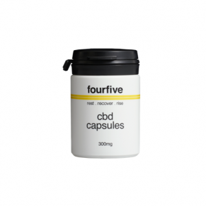 fourfivecbd Capsules | 300mg | (30)