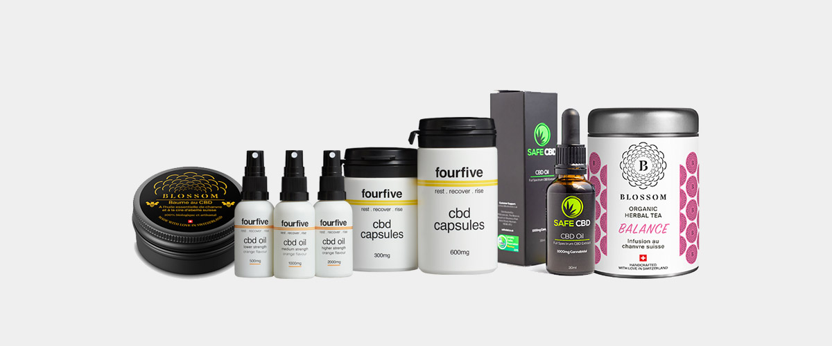 Why MBC stock our current CBD range