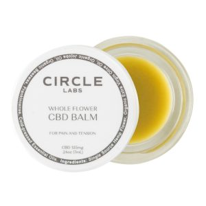 Circle Labs | CBD Balm | 7ml | 125mg